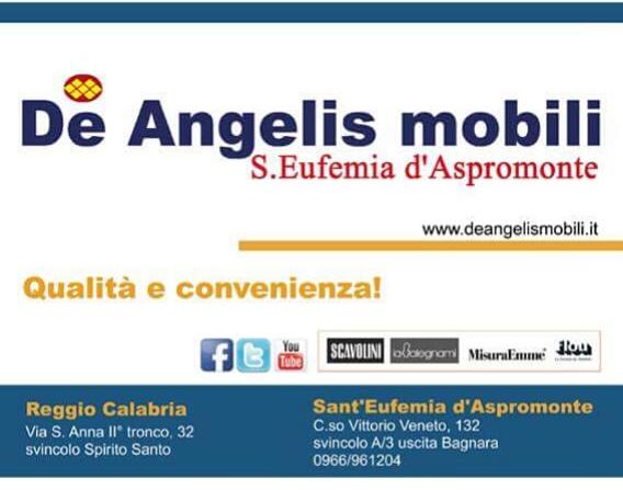 DE ANGELIS MOBILI