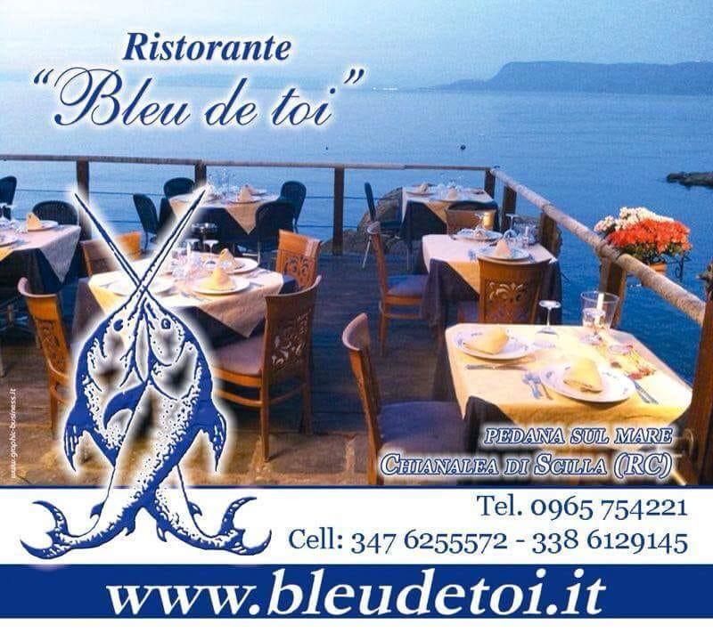BLUE DE TOI